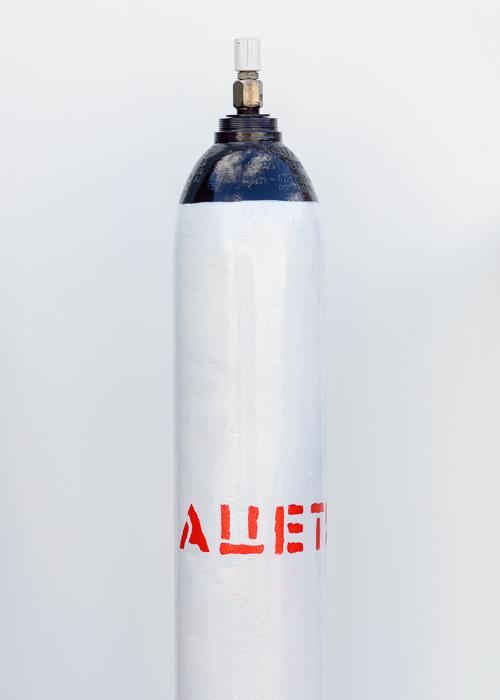Баллон для ацетилена 40л, ГОСТ 949-73