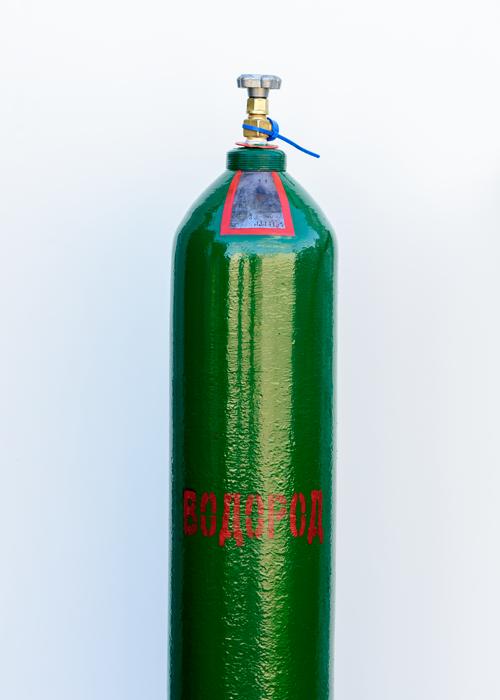 Баллон для водорода 40 л, ГОСТ 949-73